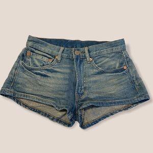 BDG Jean shorts size 24